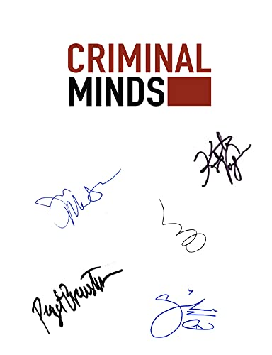 Criminal Minds: Screenplay (English Edition)