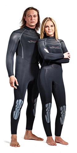 AKONA Women's 7mm Cold Water Full Suit. Quantum...
