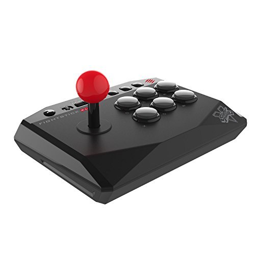 Multi Arcade FightStick Alpha PS-4 PS-3 Street Fighter [Importación alemana]