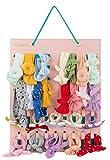 Pacmaxi Baby Girl Headbands Storage Holder, Newborn Headbands and Bows Hanging Organizer...