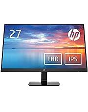 HP モニター HP 27m 27インチ ディスプレイ フルHD 非光沢IPSパネル 高視野角 超薄型 省スペース スリムベゼル ローブルーライトモード搭載 (型番:3WL48AA#ABJ)