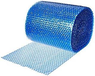 Diamond Packaging Luftpolsterfolie, antistatisch, 500 mm x 100 m, Blau Ideal für körperlichen Schutz während des Transports durch Elektrostatische
