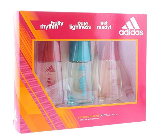 Adidas Acqua di Parma, Rosa Nobile, Eau de Parfum con vaporizzatore, 50 ml