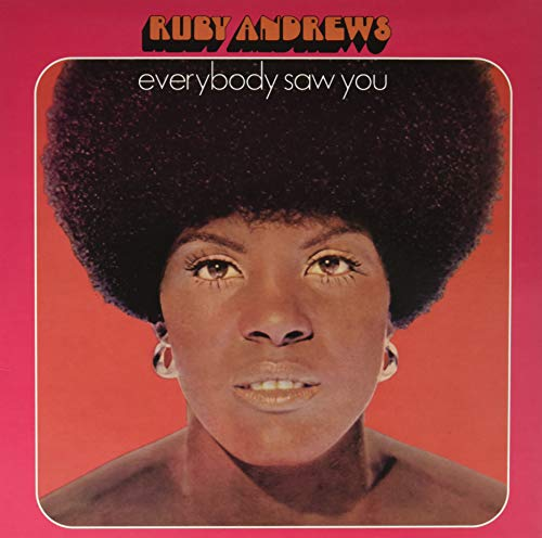 Everybody Saw You