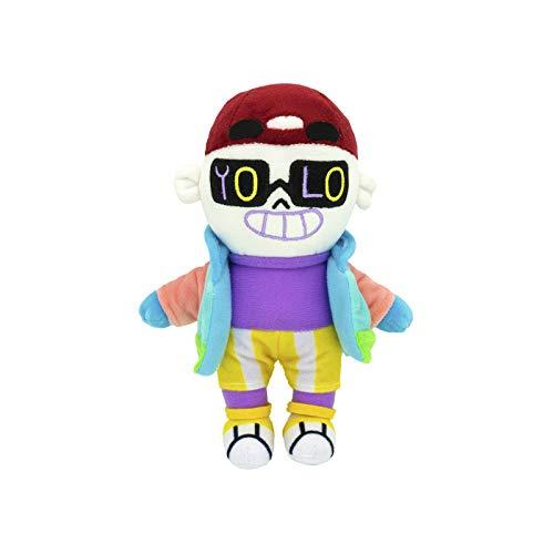 Plush Stuffed Toy AUndertale Sans Papyrus Doll Toys Pillow Figure Children Gift (DJ-Sans)