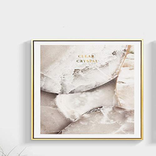 jzxjzx Frameloze decoratieve schilderij, opknoping schilderij, moderne minimalistische schilderij