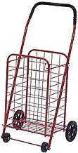 Big Bonny Folding Metal Shopping Cart