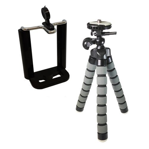 Huawei Honor 3C Cell Phone Tripod Small Flexible Gripster Tripod For Smartphones - Approx 9' H