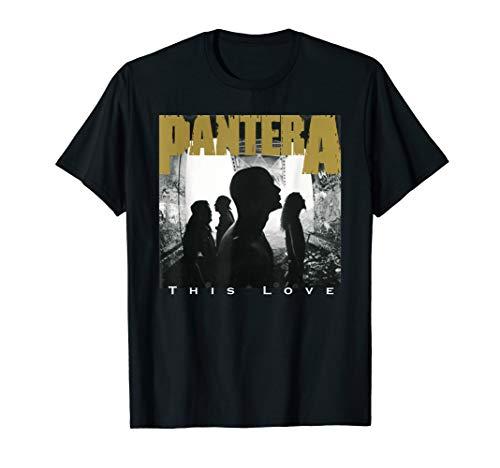 Pantera Official This Love T-shirt