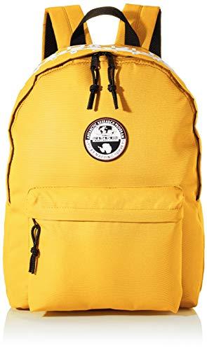 Napapijri Mochila Happy Daypack Re Luggage - Carry-On, Mango amarillo. (Amarillo) - NP0A4E9U
