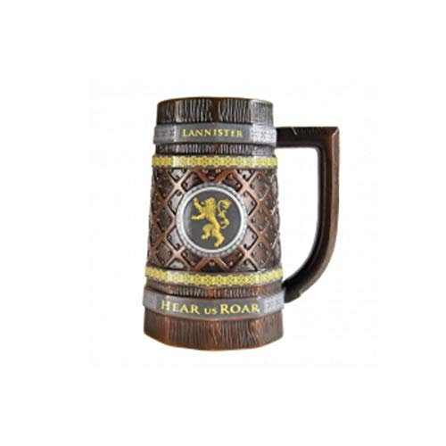 Game of Thrones Unisex Sin Metal Accesorio MUGSTGT03