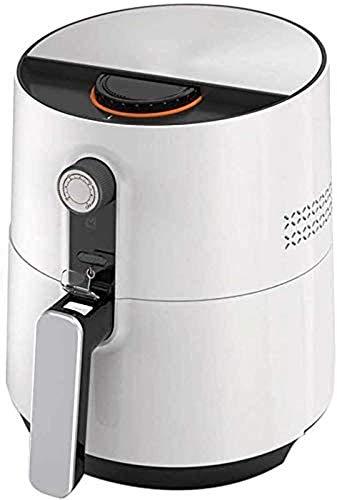 Freidora de aire, 3,6 litros eléctrico de aire caliente horno olla fríe...