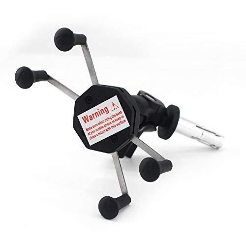 Moto Soporte Movil Acción Cámara GPS 16MM-19MM para GSX-