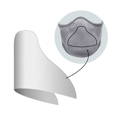 Filtros De Proteção Para Máscaras Knit Fiber 30 Un, Knit