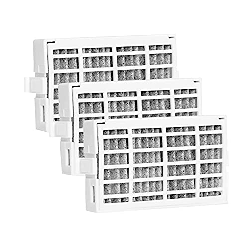 FPZHONG Filtro De Aire De Reemplazo 3PCS para Whirlpool W10311524 Frigorífico De Flujo Fresco