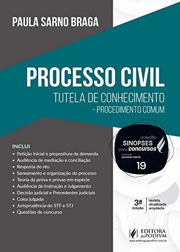 Processo Civil: Tutela de Conhecimento - Procedimento Comum