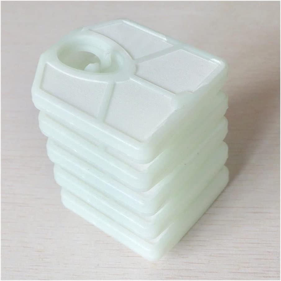 Buen sustituto Limpiador de filtros de aire de 5pcs / lot 38cc para China 3800 Motosierra For Zenoah Gas Vio Reemplazo Fácil de reemplazar