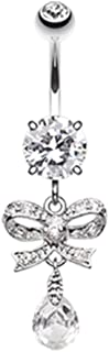 Best preppy belly button rings Reviews