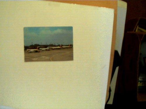 Postkarte: Flughafen Berlin-Schönefeld,