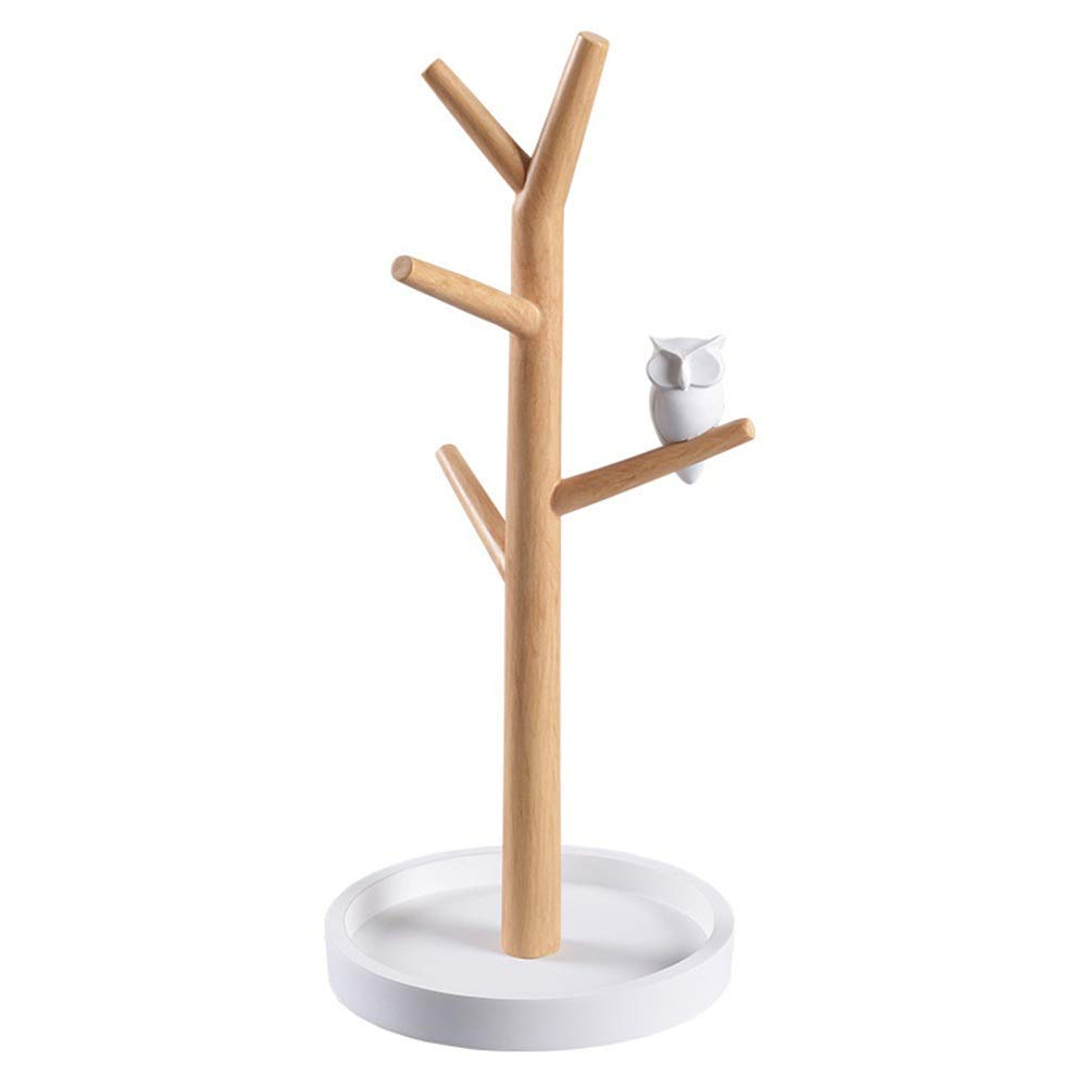 YF-CHEN Max 52% OFF Holder Birds Tree Stand Super special price Jewelry Display Necklace Earring