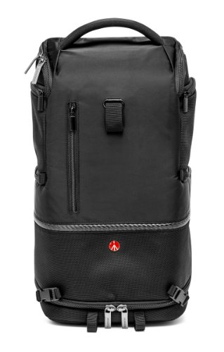 Manfrotto Advanced Tri - Funda para cámara DSLR, negro