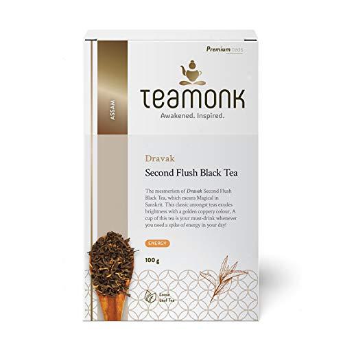 Teamonk Dravak Assam Second Flush Black Tea