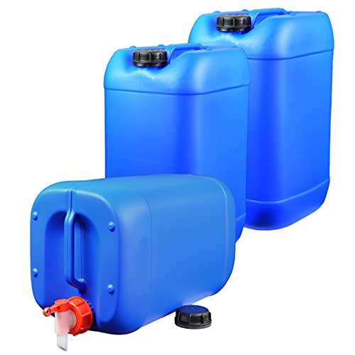 plasteo 3X 25 Liter Getränke-...