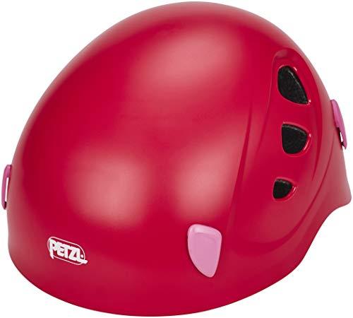 PETZL Picchu Climbing and Cycling Helmet, Raspberry, One Size