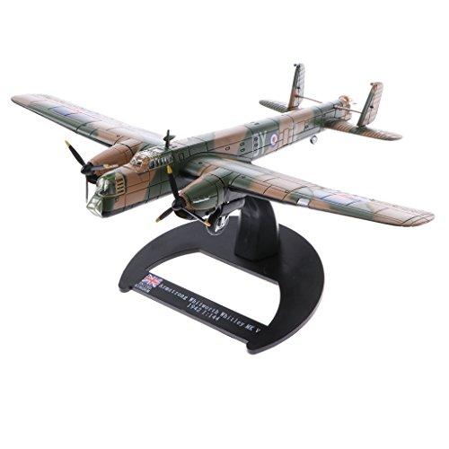 SM SunniMix 1:144 Maqueta dde Avión de Combate Militar en Miniatura C