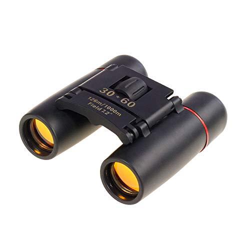 RenGard Compact Pocket Binoculars 30x60 - Mini Binoculars for Watching Hiking Wildlife Hunting - Portable Pocket Size Waterproof Telescope for Travelling - Concert Theater Opera