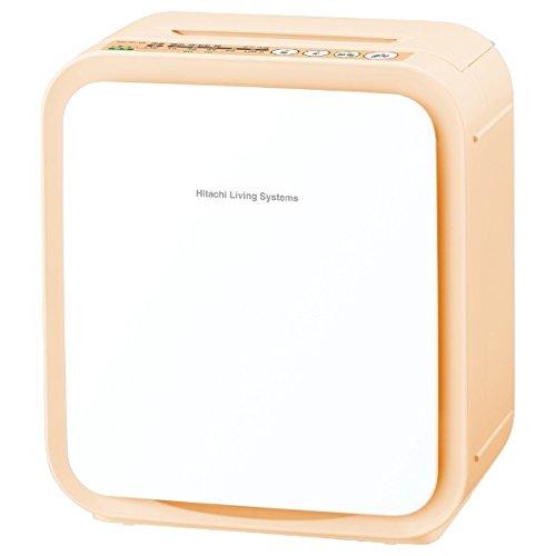 日立 布団乾燥機「アッとドライ 」 HFK-BK100-D ライトオレンジ 【ビックカメラグループオリジナル】
