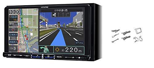 [車種専用取付キット付き]ALPINE(アルパイン) 大画面カーナビ BIG X 9型 X9NXL(無償地図更新データ1回付(2023年度版のみ)モデル) (ノア/ヴォクシー/エスクァイア(2014.1-現在)専用 KTX-X9-NVE-80)