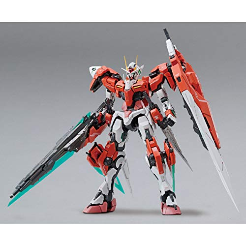 BANDAI Premium Perfect Grade PG 1/60 Mobile Suit Gundam GN-0000GNHW/7SG 00 Gundam Seven Sword/G Inspection