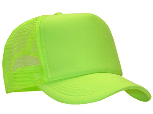 Bastart Caps Raphia Art Light Green casquette en maille