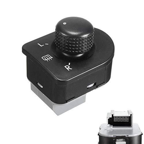 Interruptor Botón de Coches Para Mk4 Golf 1998-2006 Side Elir Side Electric Spirtur Switch Knob para V-W Pa-ssat Bettle