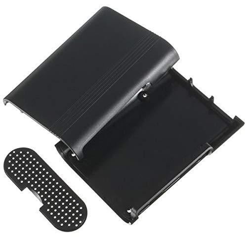 weichuang Elektronisches Zubehör ABS-Gehäuse für RPi 2 Modus B & RPi B+ Elektronikteile Elektronikzubehör (Farbe: schwarz)