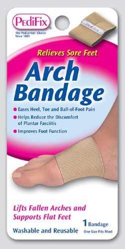 PediFix Arch Bandage Support Problem Aches- 1 Pack