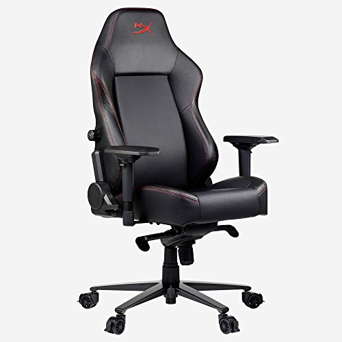 HyperX Stealth Gaming Chair, Prime PU Leather, Medium