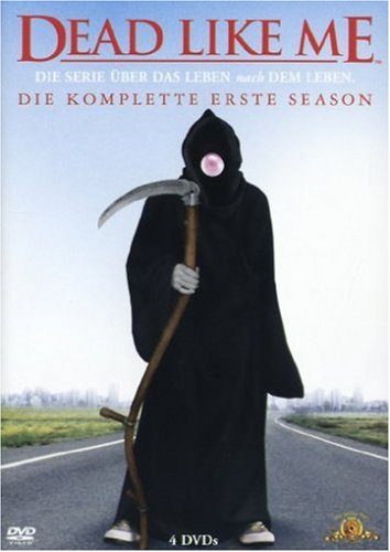 Dead like me - Season 1 (4 DVDs)