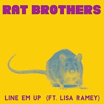 Line Em Up (feat. Lisa Ramey)
