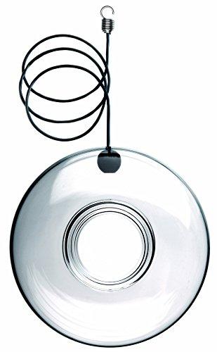 EVA SOLO voering - mondgeblazen vorstbestendige glazen bol met ophangsysteem, breedte: 20 cm