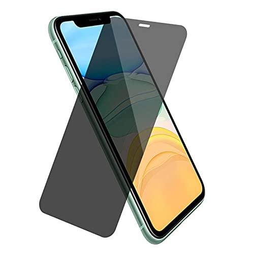 Lwxfxbh. Privacy Pellicola in Vetro temperato per I-Phone 12 XR X XS. Protector Schermo Film Privacy per I-Phone 12 PRO Max Mini 7 Plus 11 8 6 6S SE HD. Film temperato del Film
