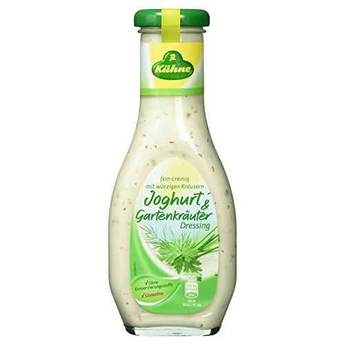 Kühne Dressing Joghurt und Gartenkräuter, 250 ml