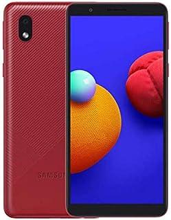 SAMSUNG Galaxy A01 Core 16GB/1GB RAM (SM-A013G/DS) Dual SIM Phone - Red International Version