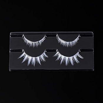 Best white eyelashes Reviews