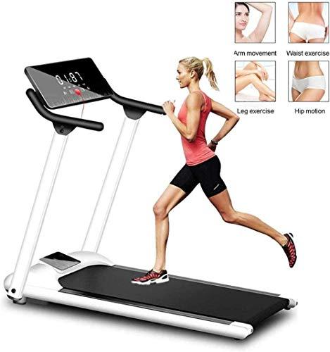 CLI Laufmaschinen zum Falten zu Hause Kleines Gewichtsverlust Abnehmen Laufband Mit LCD Display Mute Walking Machine Sportausrüstung