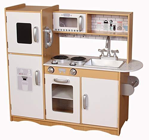 Kiddi Style Modern Chefs-247 XLarge Childrens Kids Pretend Play Toy Wooden...