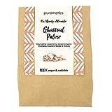 puremetics Zero Waste Ghassoul Lavaerde Pulver (400g)   100% natürlich, vegan & plastikfrei   Für...