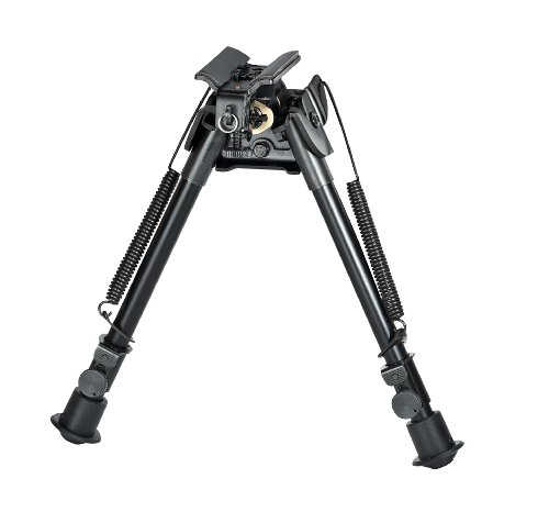 "BLACKHAWK Sportster Adjustable Bipod, Pivot and Traverse, 9"" - 13"""