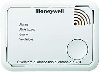 Honeywell XC70-IT Alarminstallatie van carbon met batterij XC70